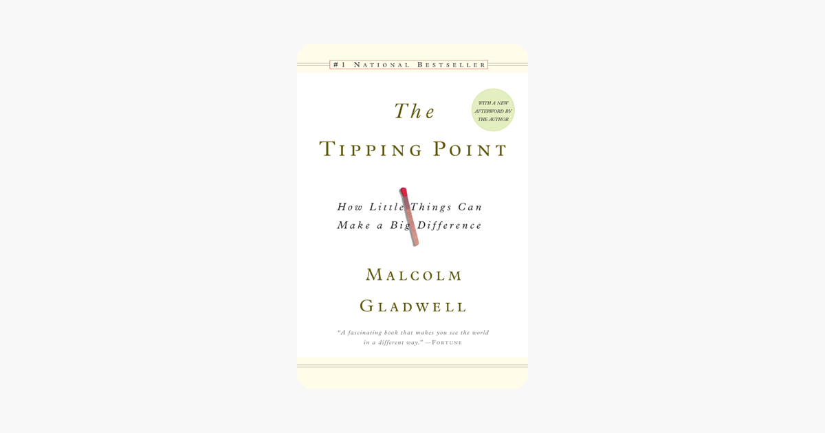gladwell tipping point pdf download