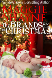 The Brands Who Came for Christmas - Maggie Shayne book summary