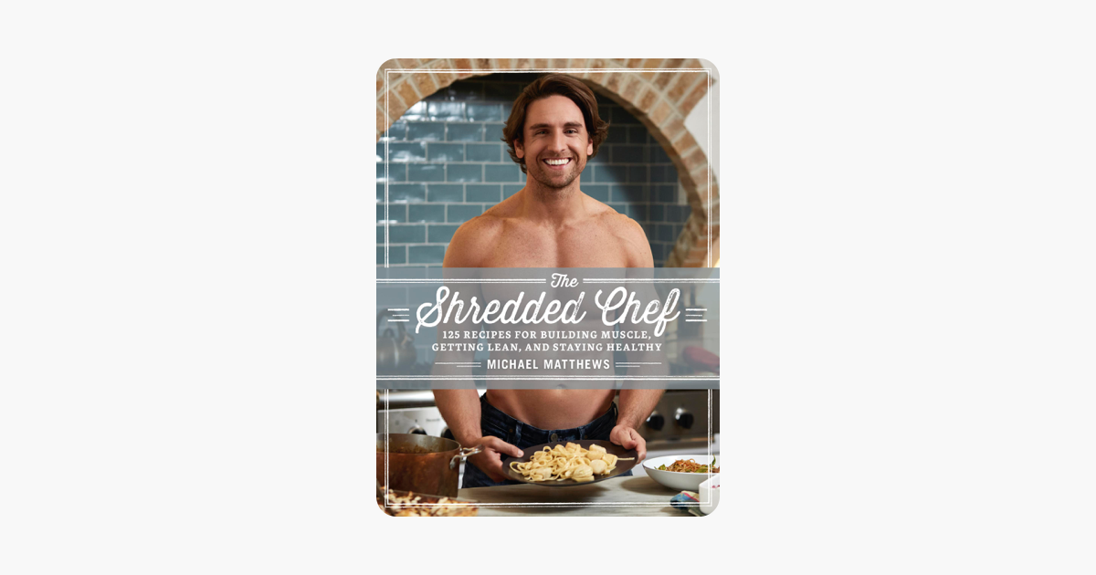 ‎The Shredded Chef