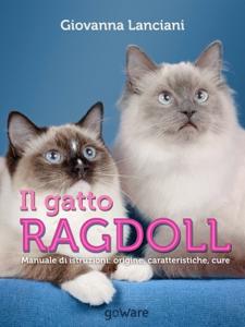 Il gatto Ragdoll Copertina del libro