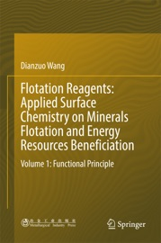 Flotation Reagents Applied Surface Chemistry On Minerals Flotation And Energy Resources Beneficiation