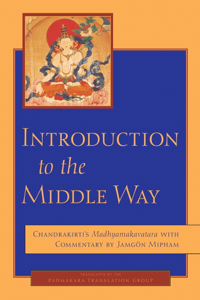 Introduction to the Middle Way Copertina del libro