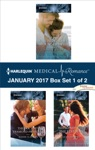 Harlequin Medical Romance January 2017 - Box Set 1 Of 2