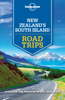 Lonely Planet - New Zealand's South Island Road Trips artwork