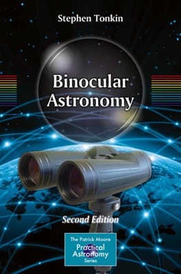 Binocular Astronomy - Stephen Tonkin book
