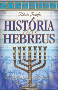 História dos Hebreus Boekomslag