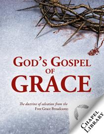 God's Gospel of Grace book