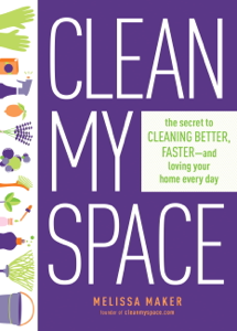 Clean My Space La couverture du livre martien