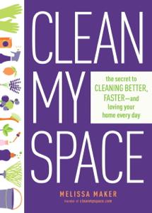 Clean My Space La couverture du livre martien