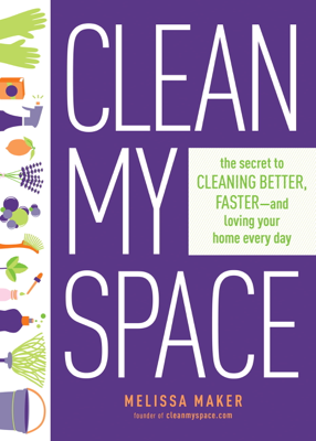 Clean My Space - Melissa Maker book