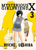 Mysterious Girlfriend X Volume 3 Book Cover