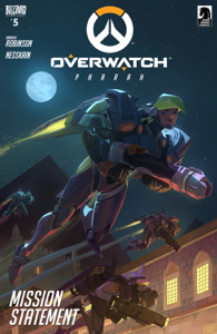 Overwatch#5 Book Review