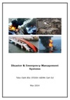 Disaster And Emergency Management Systems