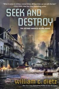 Seek and Destroy par William C. Dietz Couverture de livre