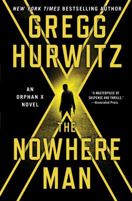 The Nowhere Man - Gregg Hurwitz book