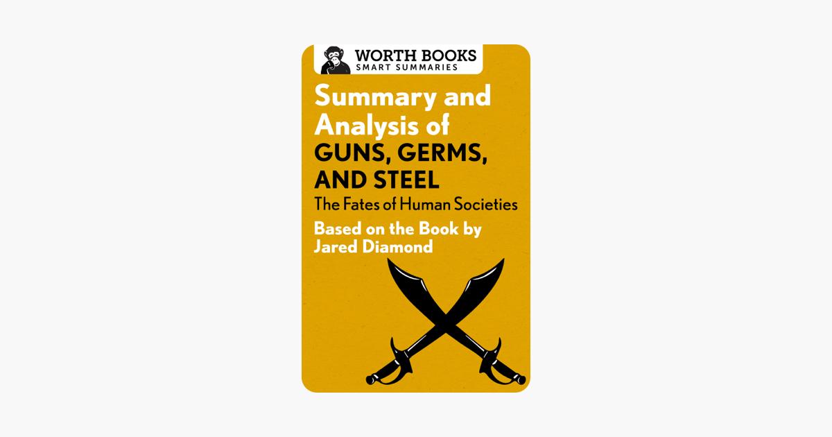 Guns Germs Steel Ebook