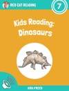 Kids Reading Dinosaurs