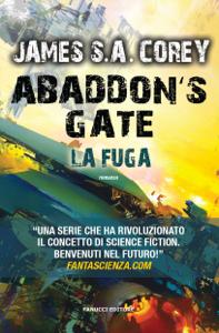 Abaddon's Gate. La fuga Libro Cover