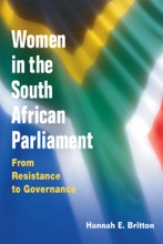 Women In The South African Parliament