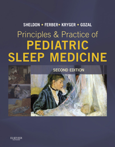 Principles and Practice of Pediatric Sleep Medicine Copertina del libro
