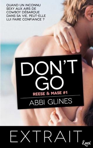 Abbi Glines - Extrait Don't go