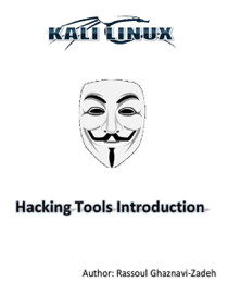 Kali Linux – Hacking Tools Introduction