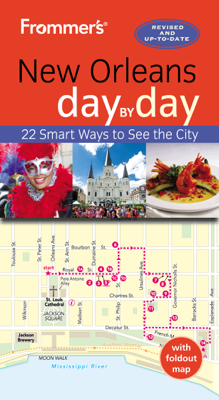 Frommer's New Orleans Day by Day - Diana Schwam book