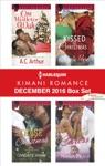 Harlequin Kimani Romance December 2016 Box Set