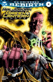 Hal Jordan and The Green Lantern Corps (2016-) #4 book