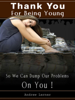 Andrew Lerner - Thank You For Being Young artwork