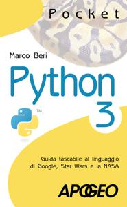 Python 3 Copertina del libro