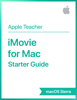 Apple Education - iMovie for Mac macOS Sierra artwork