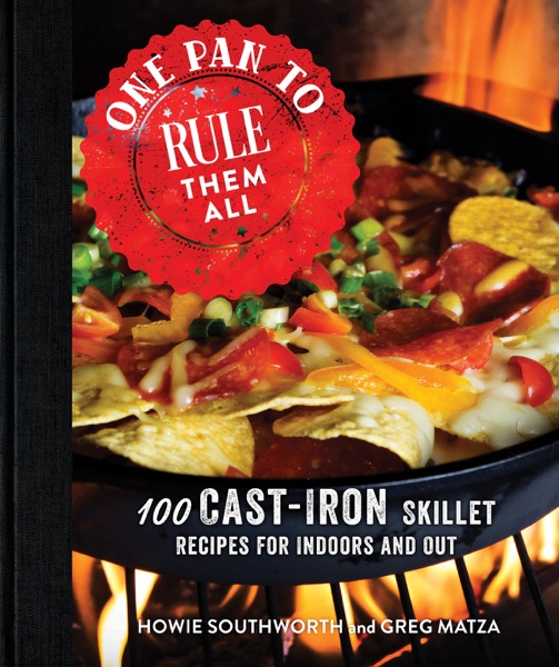 One Pan to Rule Them All - Howie Southworth & Greg Matza book cover