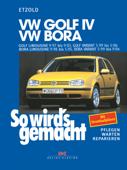 VW Golf IV 9/97 bis 9/03, Bora 9/98 bis 5/05