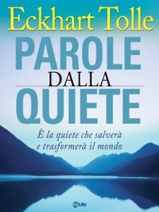 Parole dalla quiete Book Cover