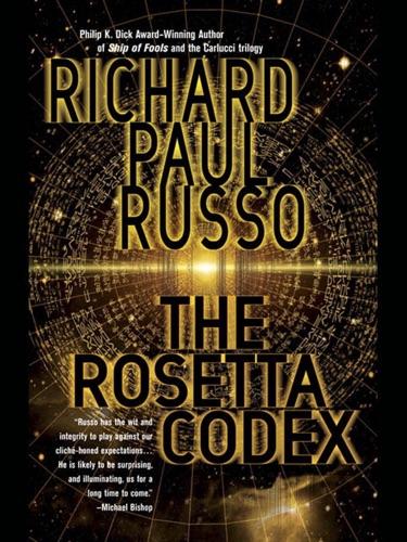 Richard Paul Russo - The Rosetta Codex