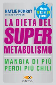 La dieta del supermetabolismo Copertina del libro