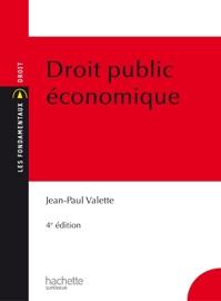 Les Fondamentaux Droit Public Conomique