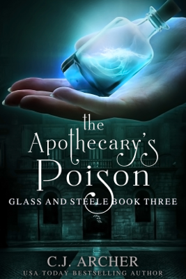 The Apothecary's Poison - C.J. Archer book