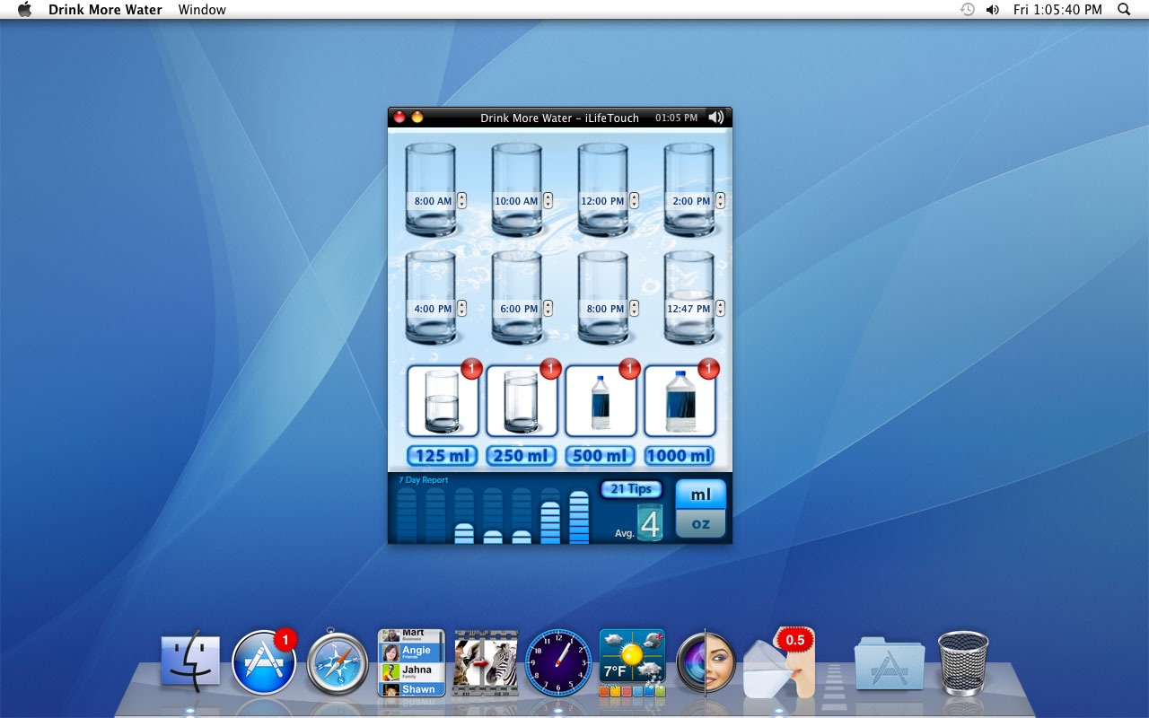 ‎Drink More Water on the Mac App Store