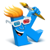 Kid Pix Deluxe 3D - Software MacKiev