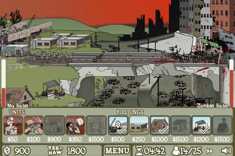 Zombie Trailer Park screenshot-3