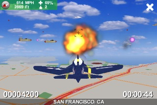 X Invasion screenshot three