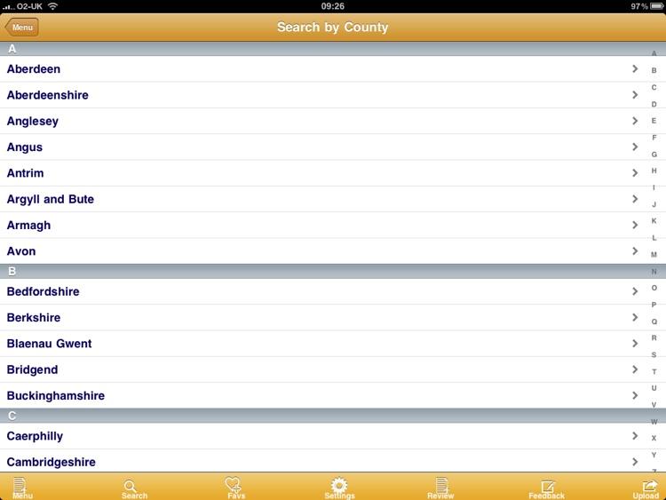 iCampsites HD - Campsites & Stopovers screenshot-3