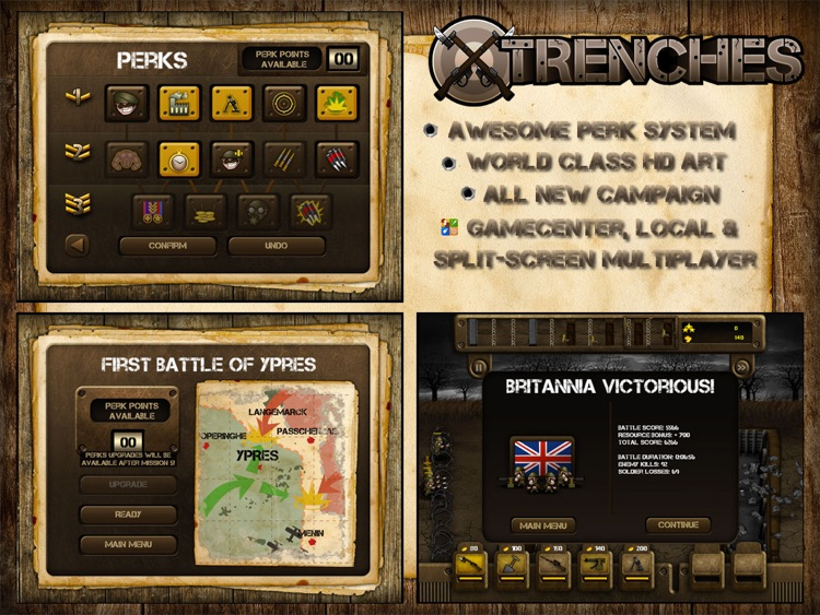 Trenches: Generals screenshot-3