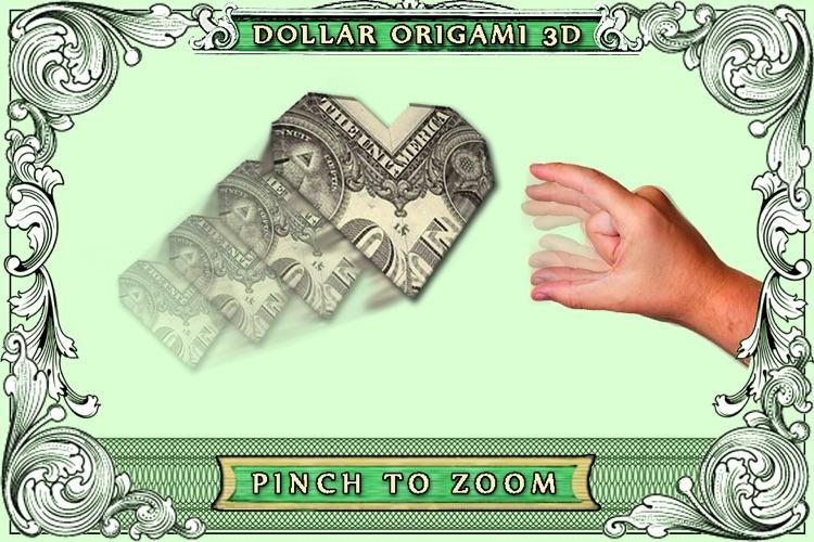 Dollar Origami. screenshot-4