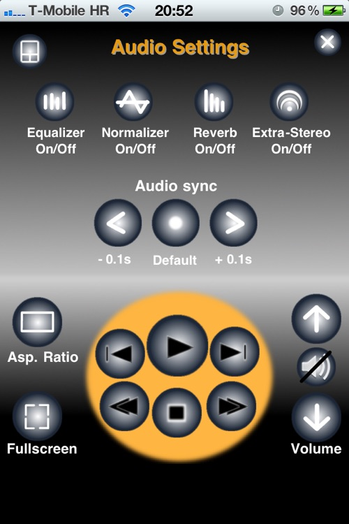 GOM Remote controller LITE screenshot-3