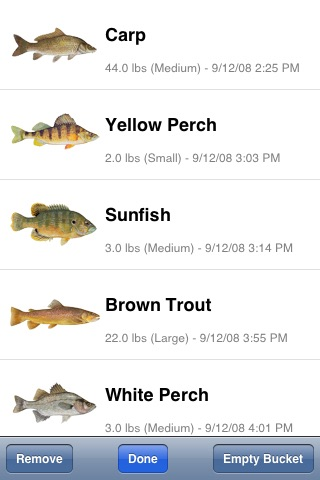 iFish screenshot-3