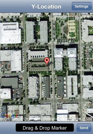 Y-Location screenshot four