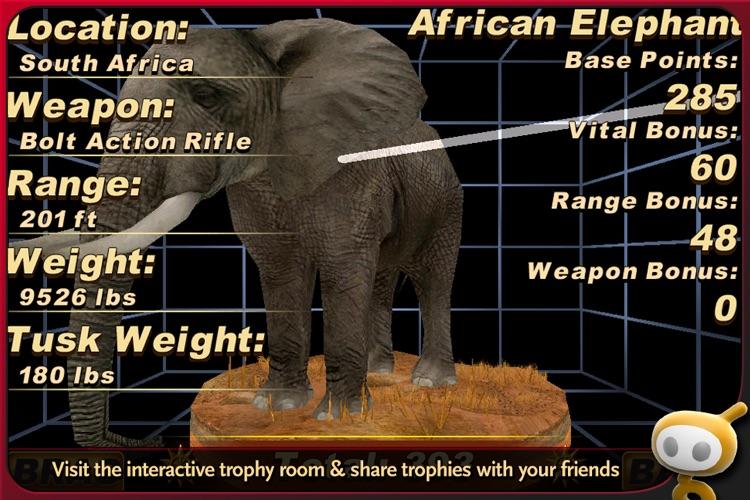 Deer Hunter: African Safari screenshot-3